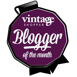 Vintage Shopper Blogger of the Month: December 2013